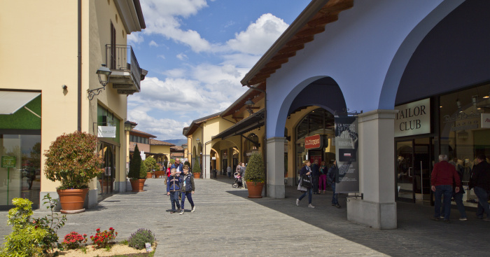 Best shopping outlets in Italy — idealista