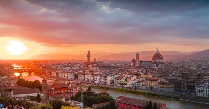 Retire in Italy