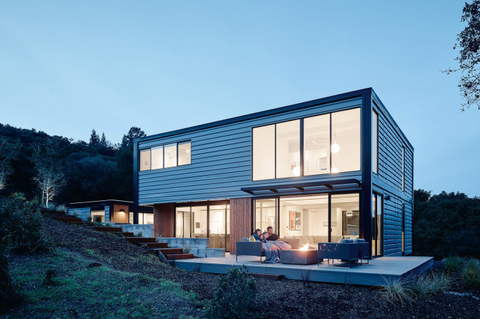 Who says prefab houses can't be fancy? — idealista
