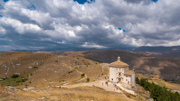 Retire in Abruzzo
