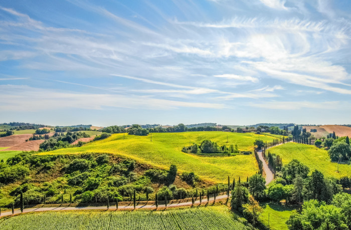 Retire in Tuscany