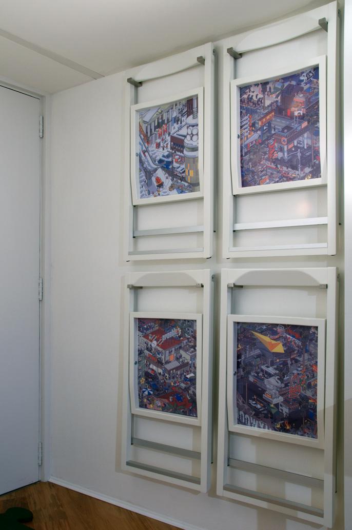 10 consigli per ottimizzare al meglio spazi piccoli foto for Como decorar un piso de 40 metros cuadrados