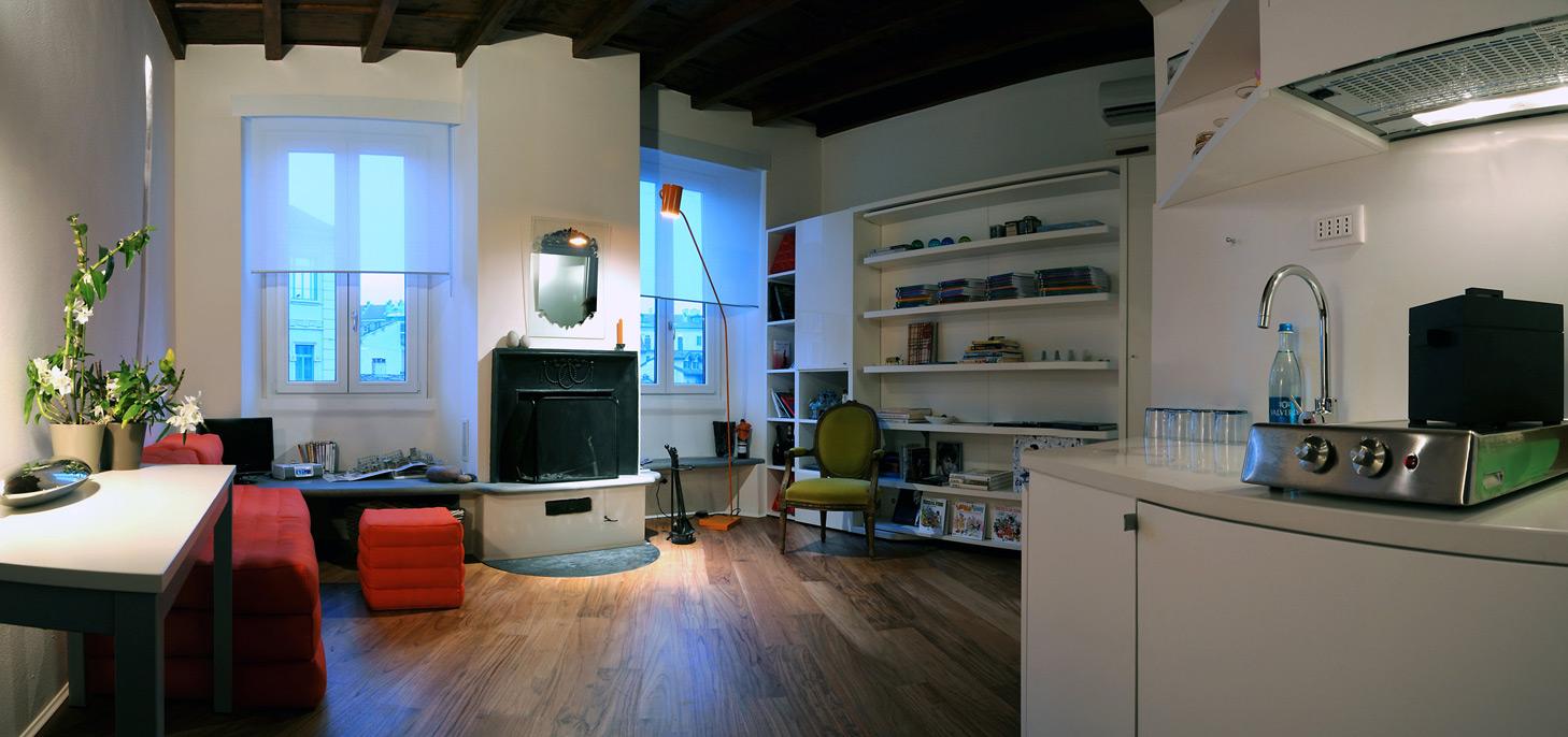 10 consigli per ottimizzare al meglio spazi piccoli foto for Ideas para decorar un departamento chico