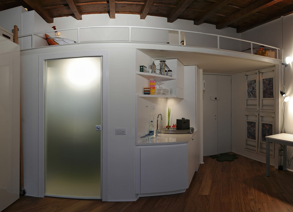 Soluzioni d arredo per piccoli spazi arredare spazi for Soluzioni d arredo