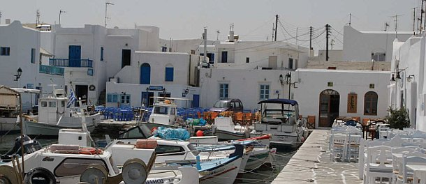 Case in grecia crolla il prezzo delle ville idealista news for Case a mykonos vendita