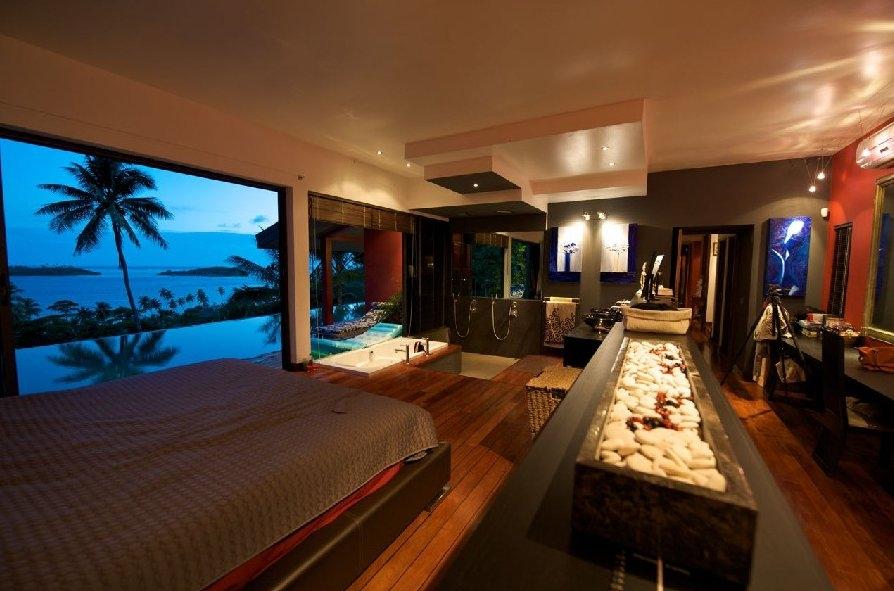 Case da sogno villa faaopore nell 39 isola di bora bora for Case in vendita manhattan