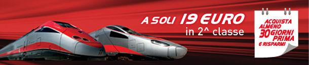 Offerte trenitalia, d'estate il treno è low cost