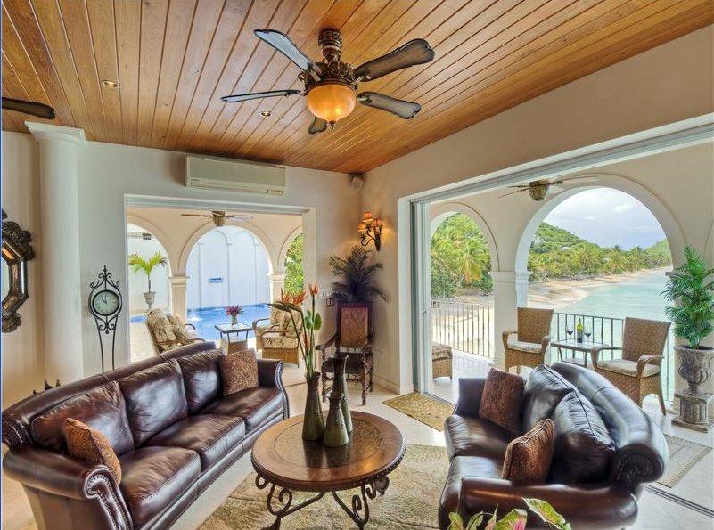Casa da sogno villa di lusso sulle isole vergine for Interni case da sogno