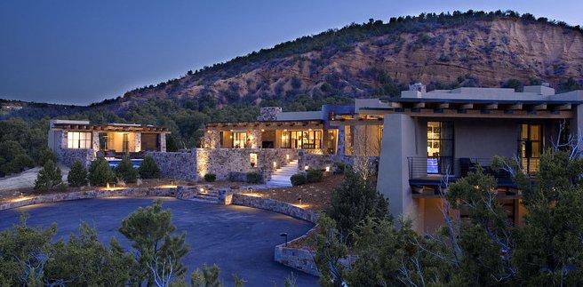 Case da sogno un ranch di lusso tra i boschi del nuovo for Ranch di case fresche