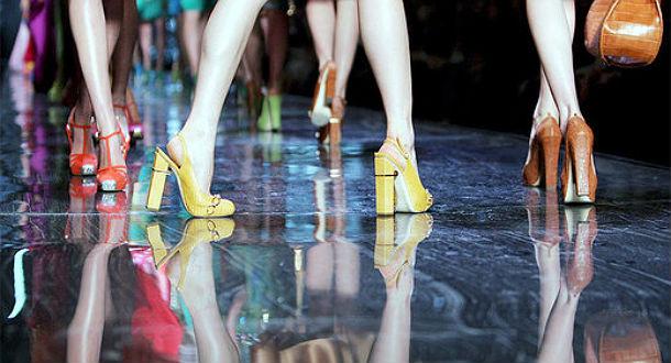 il mondo della moda è sottosopra