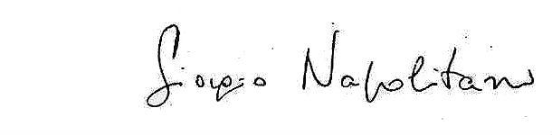 napolitano non ha firmato il condono