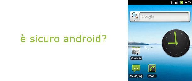 l'università di ulm ha scovato il difetto di android
