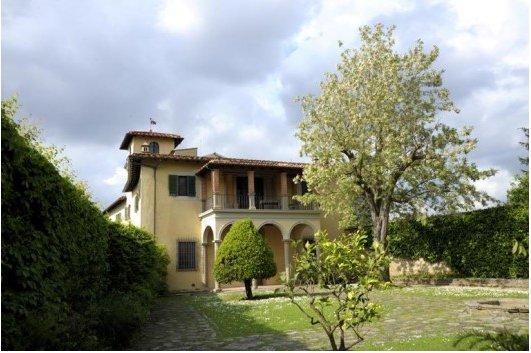 Vacanze di lusso a villa spelman a firenze ti avvolge la for 1 piani di lusso di una storia