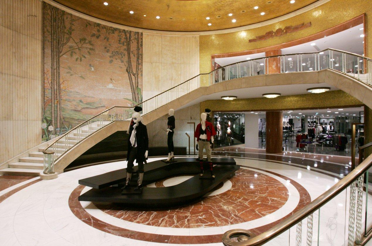 Milano gli spagnoli comprano per 103 mln di euro il for Zara uffici milano