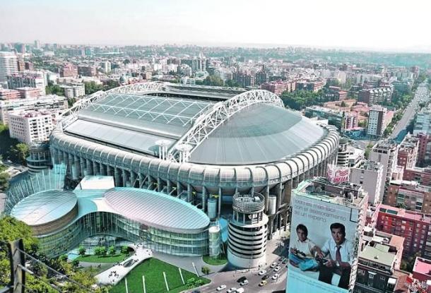 Stadio bernabeu madrid idealista news for Puerta 8 bernabeu