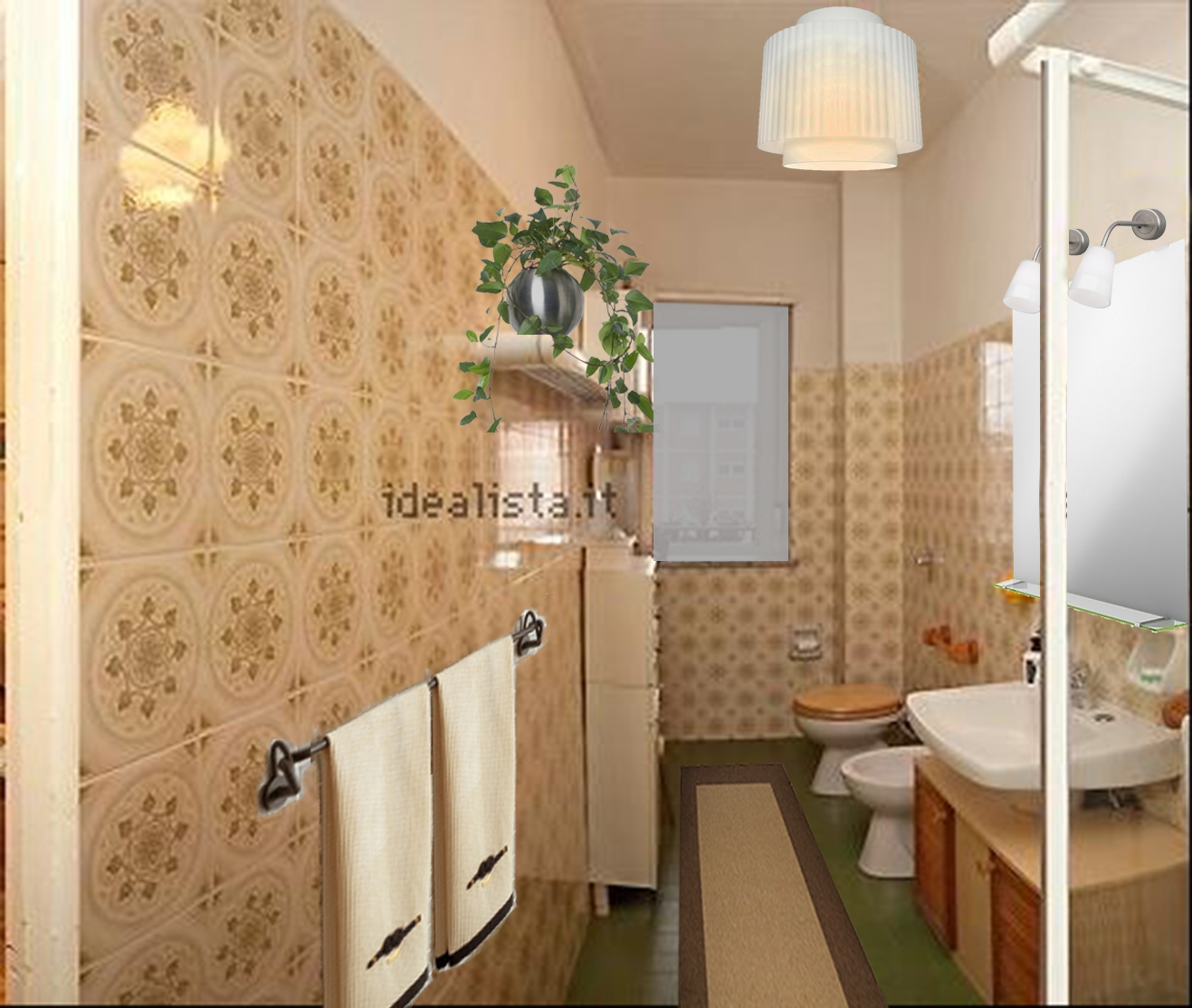 Home staging la casa revival galleria idealista news for Modelli di bagni
