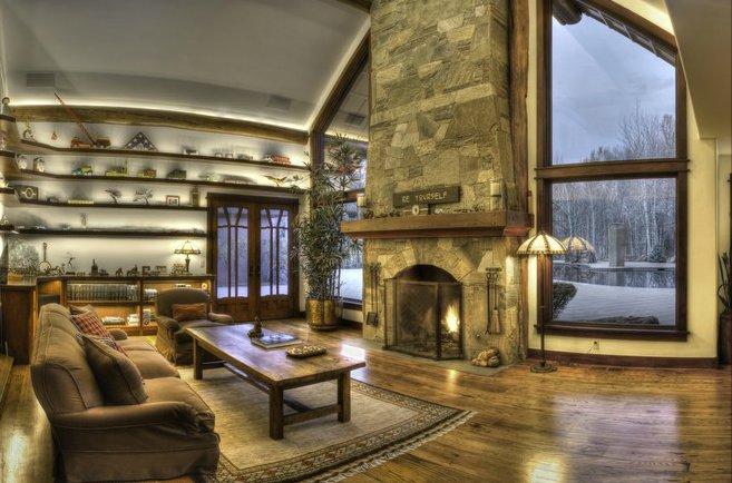 Case dei vip bruce willis mette in vendita il suo for Case tradizionali in stile ranch