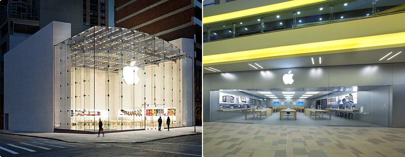 apple new office design. Vi Presentiamo Qui La Galleria Degli Apple Shop Più Belli Del Mondo New Office Design E