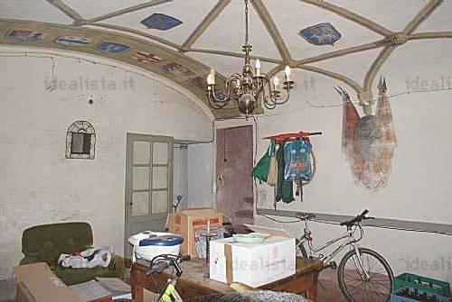 Soffitto A Volta Affrescato : Home staging: giocare con il vecchio e il nuovo galleria