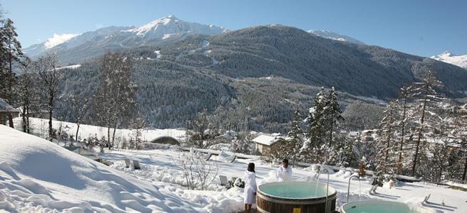 Hotel speciali, alle terme calde della belle epoque tra le nevi del ...