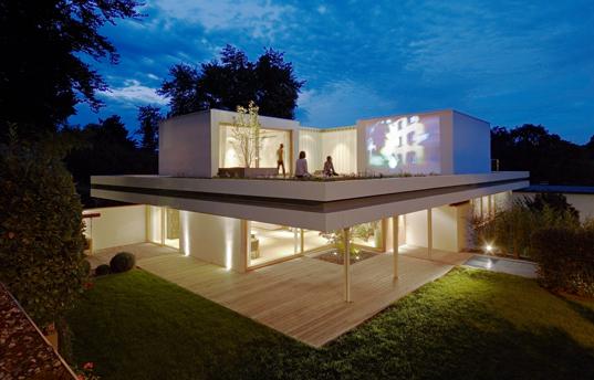 Case da sogno la casa s con la magnolia sul tetto for Piani di casa del bungalow del sud