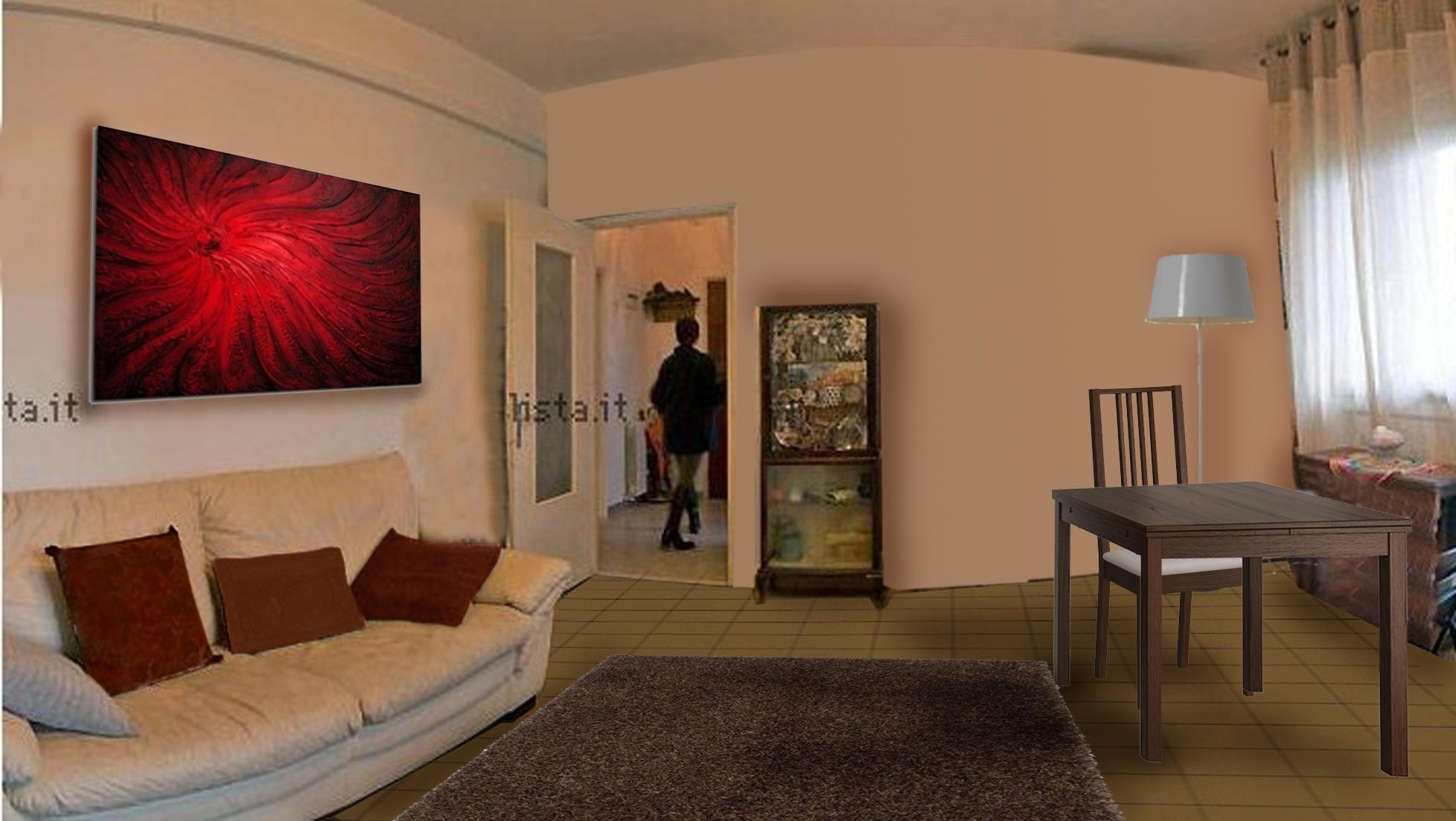 Home Staging: Casa Classica? Rimodernala Così (galleria  #BA111B 1956 1103 Quadri Per Sala Da Pranzo Classica