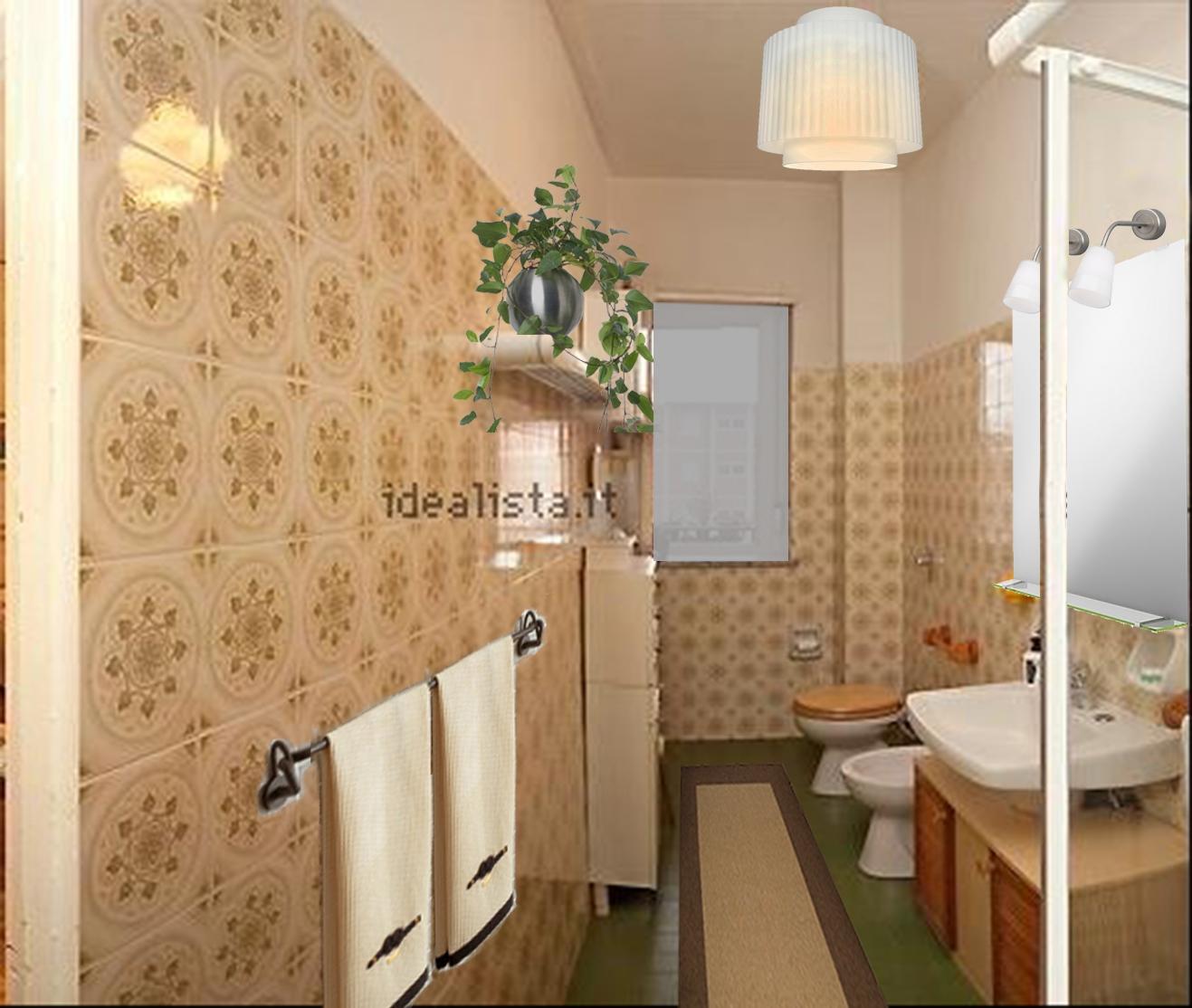 Home staging come far risaltare il tipico appartamento - Lampadario per bagno ...