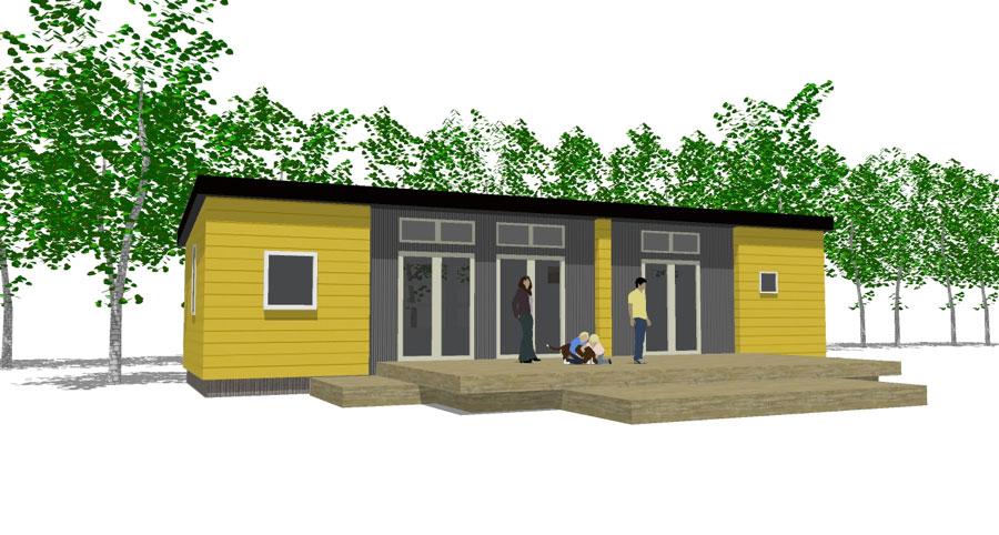 il progetto del quartiere ikea a londra