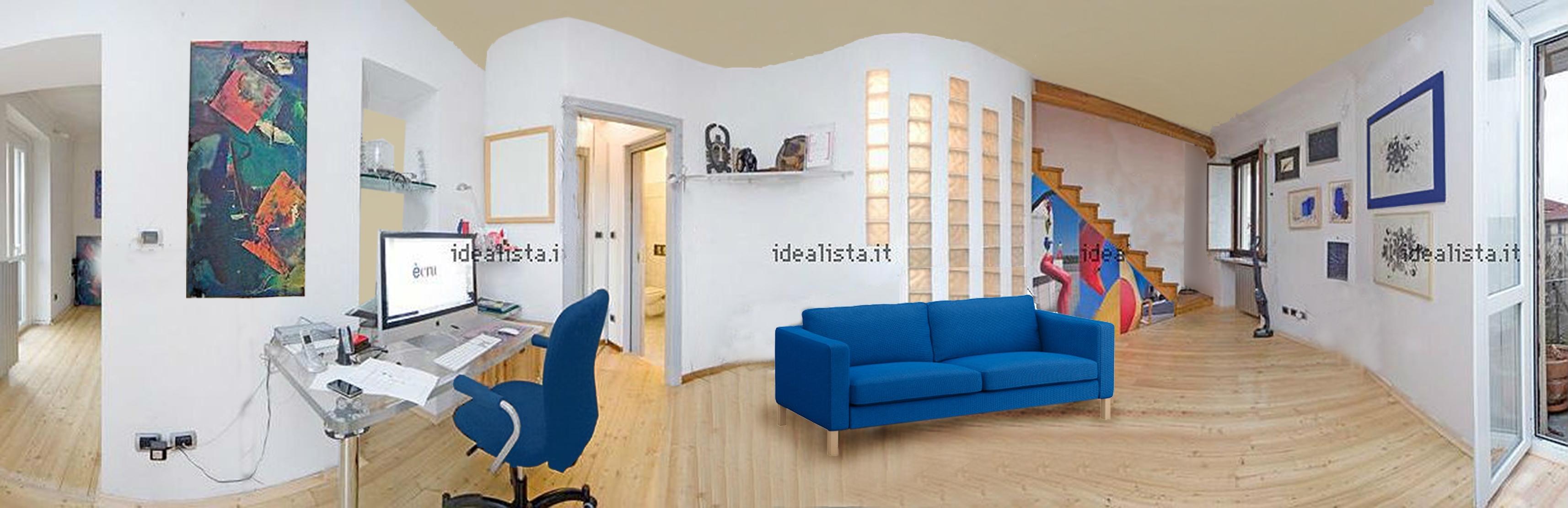 Illuminazione Sottotetto In Legno home staging: come illuminare un appartamento con mansarda