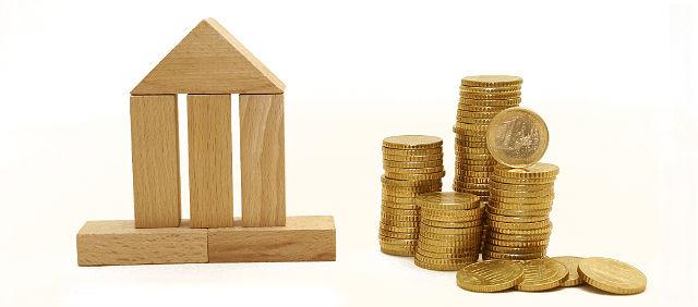 Mutui:le banche concedono solo la metà del valore della prima casa