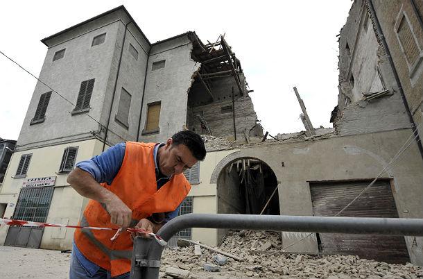 Prevenzione terremoto: il vero problema è il patrimonio edilizio del passato