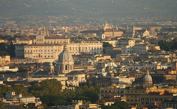 A roma i prezzi degli affitti fanno retromarcia prezzi e for Uffici temporanei roma prezzi