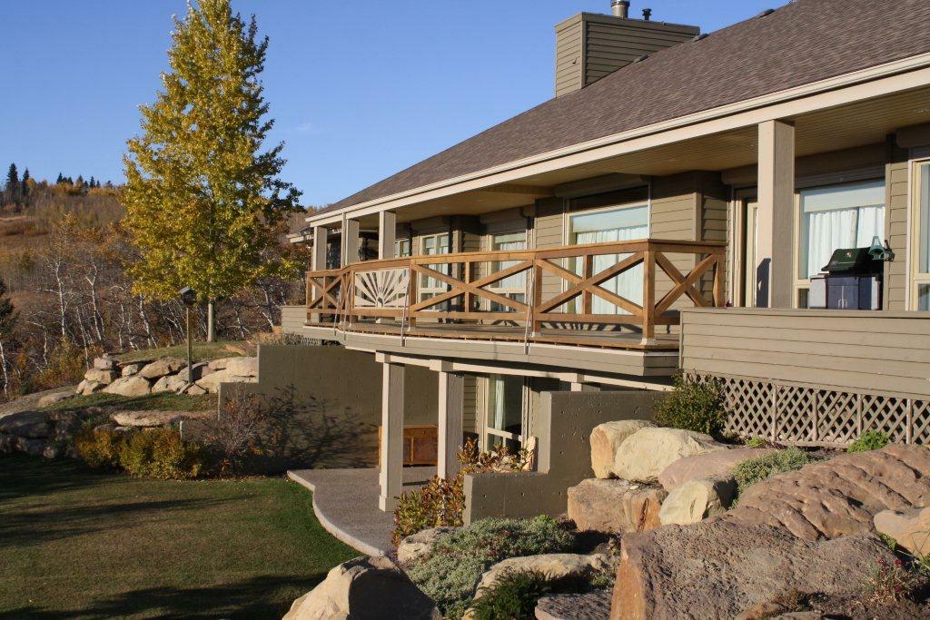 La casa da sogno un ranch di lusso immerso nella for Case di un ranch di storia
