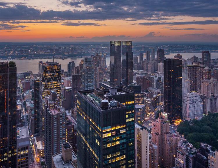L 39 appartamento pi caro d 39 america in vendita a new york for Appartamento piu costoso new york