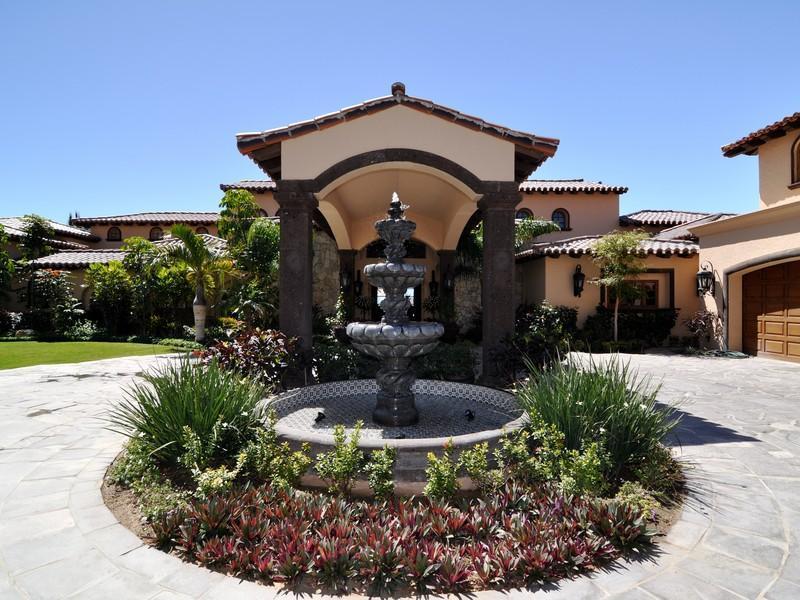Casa da sogno villa nel deserto messicano con vista sull for Villas isza