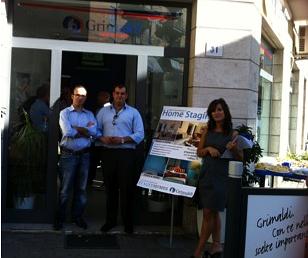 Come reinventare l 39 agenzia immobiliare grazie all 39 home for Arredamento per agenzia immobiliare