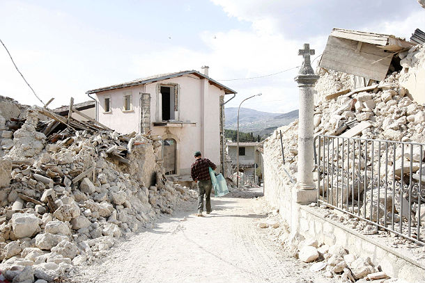 Truffa nei lavori di ricostruzione Abruzzo, arrestato un imprenditore edile
