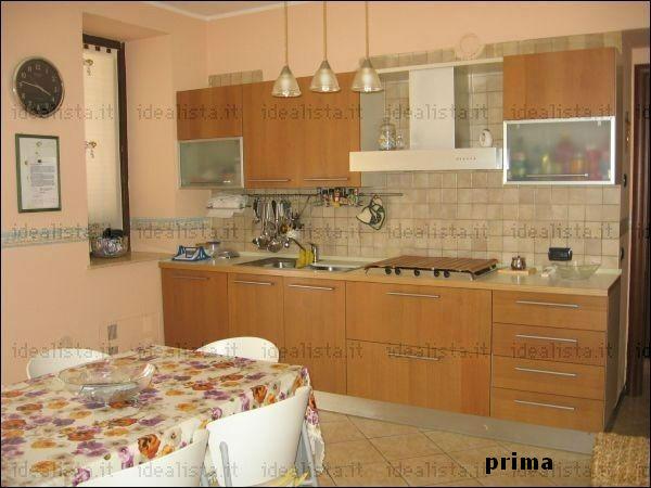 Come valorizzare una casa su due piani fotogallery - Colore pittura cucina ...