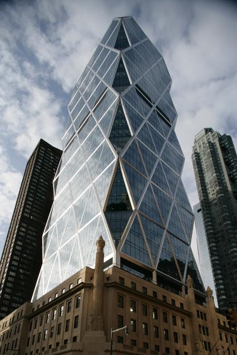 I migliori progetti di architettura contemporanea a new for New york architettura