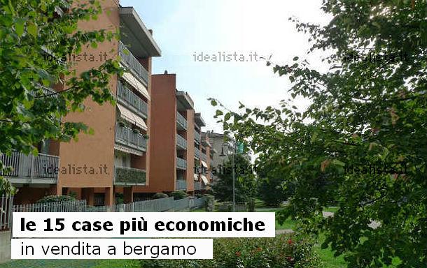 Le 15 case pi economiche in vendita a bergamo idealista for Case a bergamo