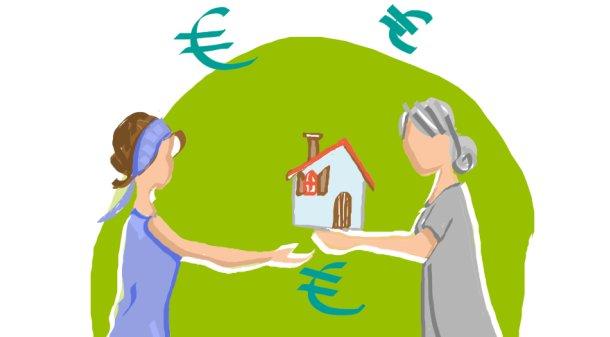 Come ottenere un mutuo con donazione idealista news - Donazione di una casa a un nipote ...
