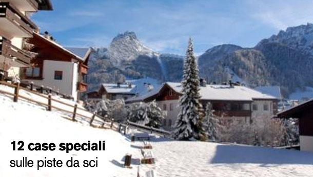 Le migliori case in affitto sulle piste da sci for Le migliori case costruite