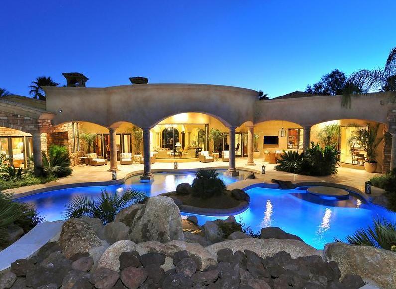villa paradise valley, arizona