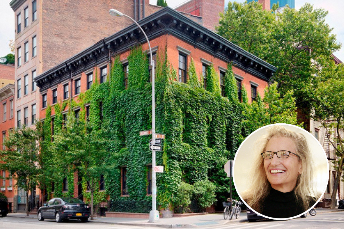 Annie leibovitz la fotografa pi famosa del mondo mette for Migliore casa del mondo in vendita