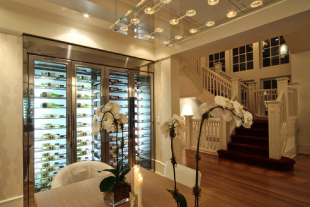Tutti pazzi per il vino 12 cantine moderne per decorare - Decoracion bodegas modernas ...