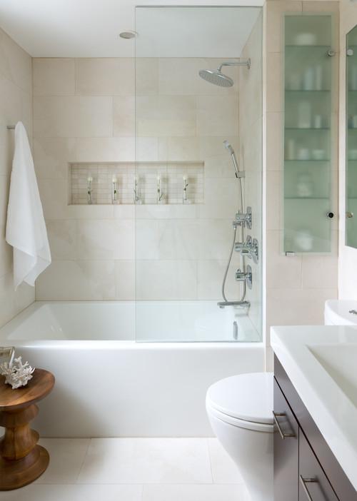 Come decorare un bagno di piccole dimensioni (fotogallery ...