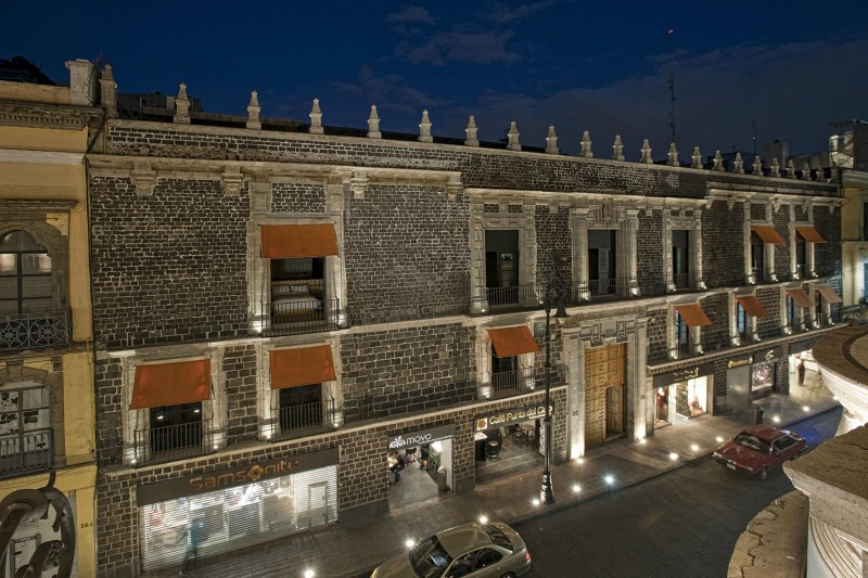 downtown méxico, città del messico