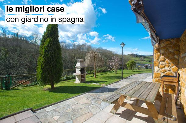 Casa Con Giardino In Affitto Brescia : Case con giardino in affitto italia spagna e
