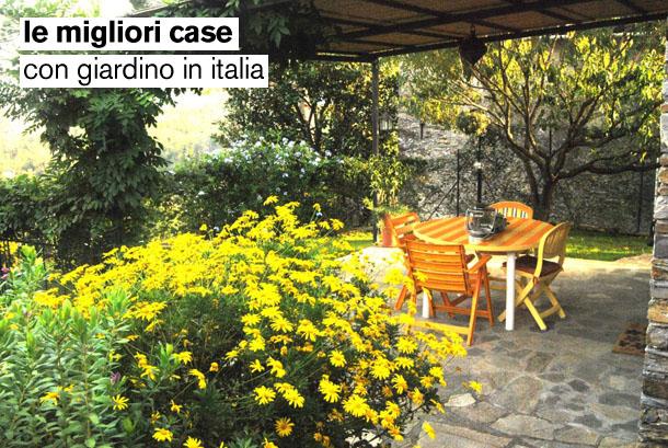 Case con giardino in affitto in italia spagna e portogallo fotogallery idealista news - Case affitto vinovo con giardino ...