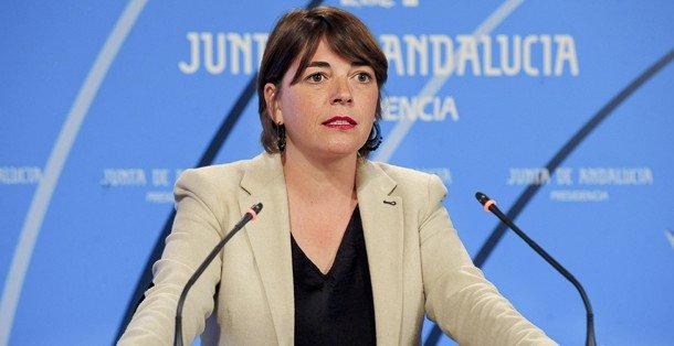 elena cortés, assessore alla casa della regione andalusia